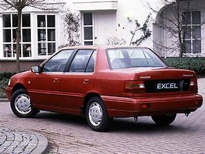1994 Hyundai Excel - Information And Photos