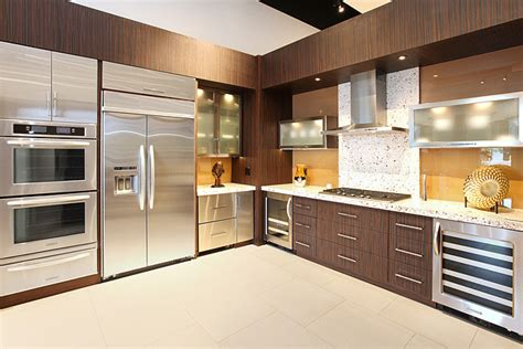 Storage Ideas For Kitchen Cupboards - contemporary and modern kitchens what is the difference modern rta cabinets