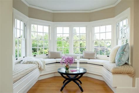 peaceful window seat ideas   home