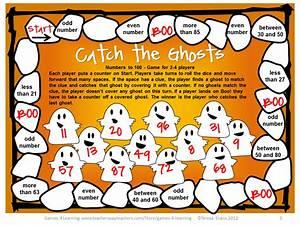 Fun Games 4 Learning: Halloween Math Freebies!