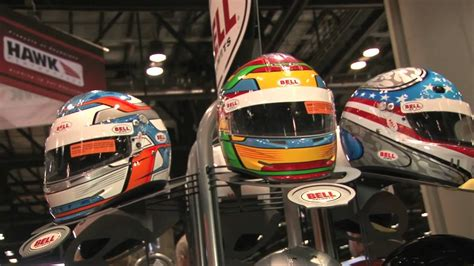 Bell Helmets New Retro Vintage Line At Pri 2011 Youtube