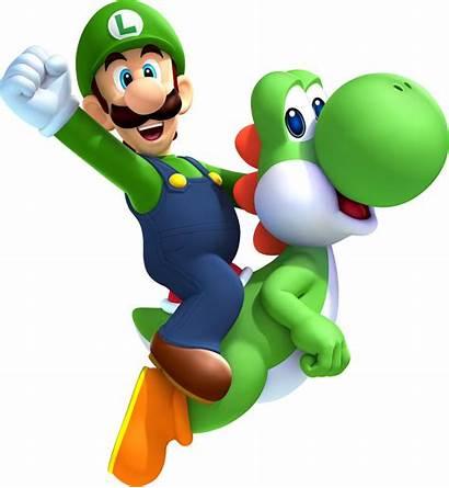 Luigi Transparent