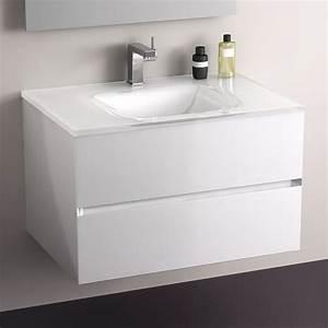 construire meuble salle de bain maison design bahbecom With construire meuble de salle de bain
