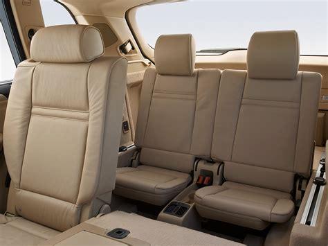 2007 BMW X5 - Interior Back Seats - 1280x960 - Wallpaper