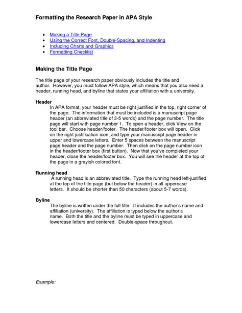 how to format research paper chicago style research paper template word