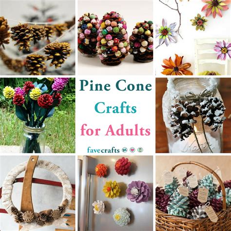 crafts for adults images 38 pine cone crafts for adults favecrafts