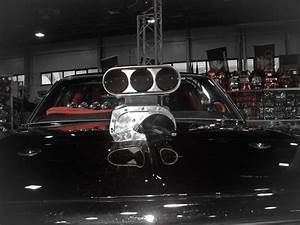 Dodge Charger 1969 Supercharged - image #564