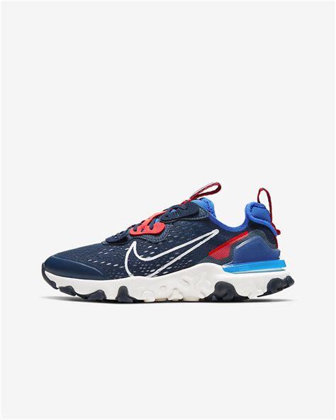 Nike has started to release a new women's exclusive of the react vision. Nike React Vision Big Kids' Shoe. Nike.com