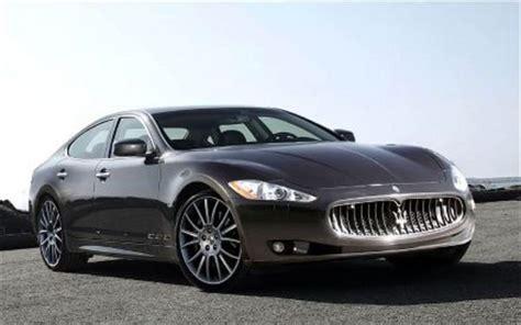 Maserati Works On Sub-quattroporte Sedan