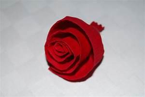 Rosen basteln Kinderspiele Welt de