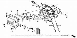 Honda Engines Gx120u1 Hx2 Engine  Jpn  Vin  Gcahk