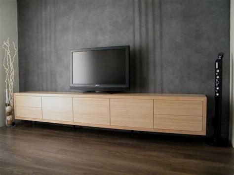 taille minimum chambre meuble tv bas contemporain