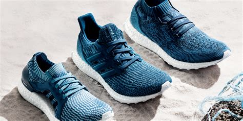 adidas  parley ultraboost collection  good   feet    oceans