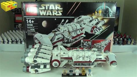 Rewind Review Lego Star Wars Tantive Iv Set 10198 Review
