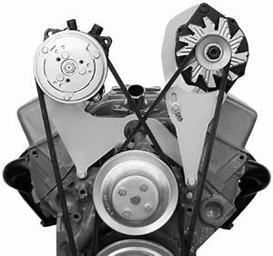 Compressor Bracket - Small Block Chevy