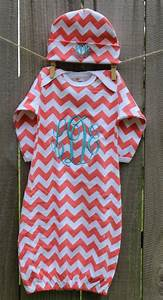Oh just stop it! so cute! Chevron Personalized Infant ...