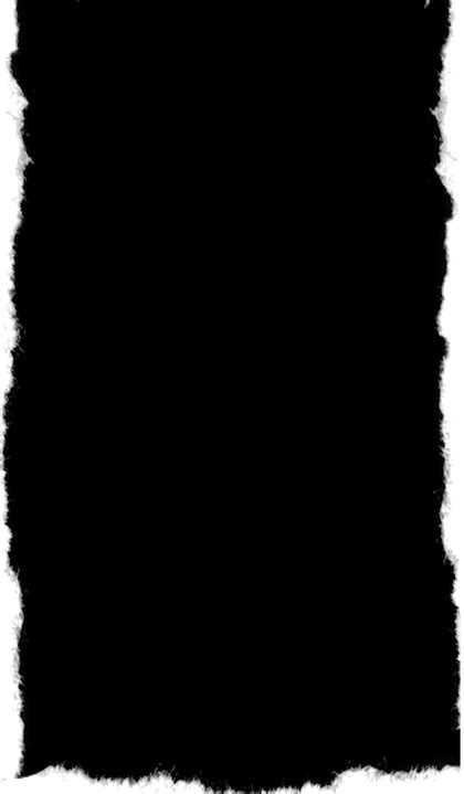 Paper Black and white Clip art - Ripped Paper Png png ...