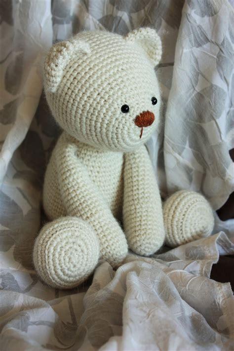 teddy patterns happyamigurumi lucas the teddy bear pattern new teddy bear friends