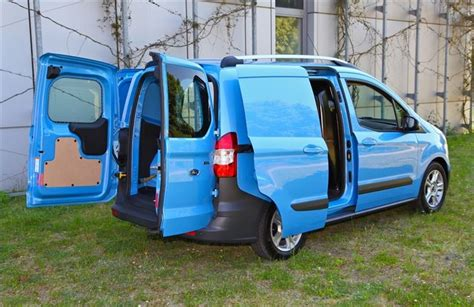 ford transit courier  van review honest john