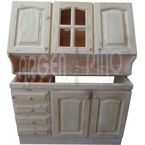muebles de pino macizo modernos trendy muebles de cocina