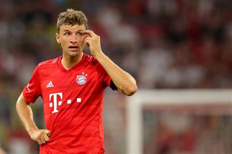 """Find out what house the german centre forward lives in and have a look at his cars! Thomas Müller räds inte Chelsea: """"Är självsäker"""" 