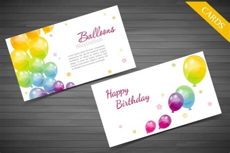 21+ Birthday Card Templates PSD Vector EPS
