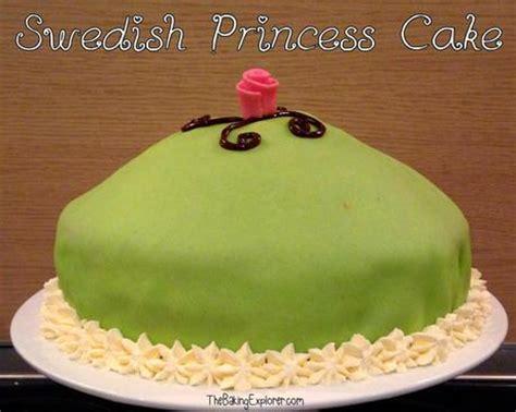 swedish princess cake gbbo week  paperblog