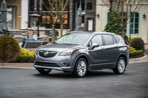 2019 Buick Envision Debuts With New Looks
