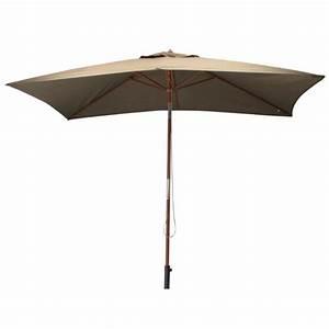 Grand Parasol Rectangulaire : catgorie parasol du guide et comparateur d 39 achat ~ Teatrodelosmanantiales.com Idées de Décoration