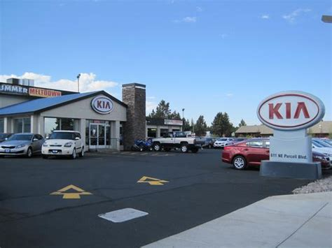 Kia Dealer Parts by Team Kia Of Bend Bend Or 97701 Car Dealership And Auto