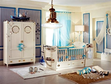 elegant design of the nursery child care for your luxury