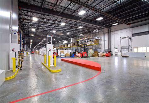 Sysco Distribution Center, Sacramento | Big-D Construction