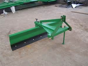 Farm Tractor Implements Attachments