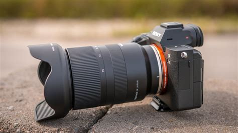 tamron 28 75mm f2 8 di iii rxd review with sony a7iii