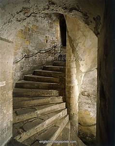 Stone staircase in Dover Castle | Spiral Staircases ...