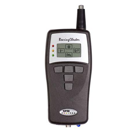 SPM Model BC100 Bearing Checker 9 to 90 dBsv from Davis