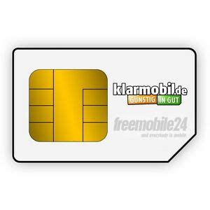 Prepaid Karte D2 Netz