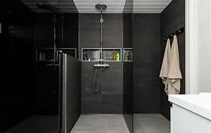 accessoire douche italienne maison design bahbecom With porte de douche coulissante avec tapis salle de bain antidérapant leroy merlin