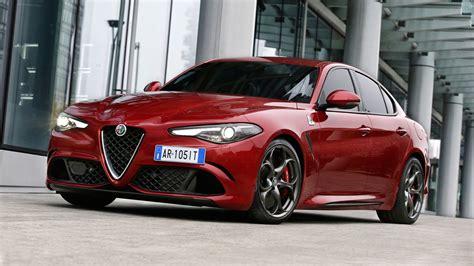Alfa Romeo Car : Alfa Romeo Giulia Quadrifoglio (2016) Review By Car Magazine