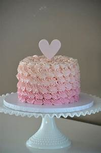 small rosette cakes bridal shower cakes pinterest With small wedding shower ideas