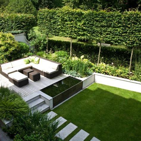 Modernen Garten Anlegen by Sitzplatz Garten Anlegen Garten Ideen Herbst