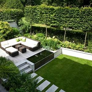 Gestaltungstipps Moderner Garten : sitzecke im garten relax im gr nen ~ Whattoseeinmadrid.com Haus und Dekorationen
