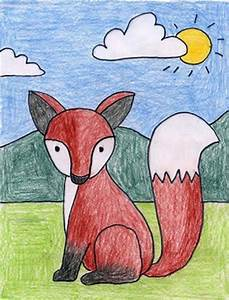 Another Fox - Art Projects for Kids