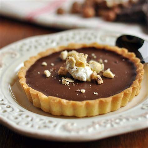 tartelettes au chocolat  taste   life