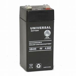 Upg Fi-shock 4-volt Replacement Battery