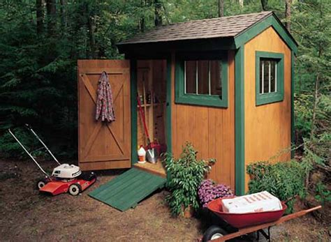 5 secrets to building a better shed diy