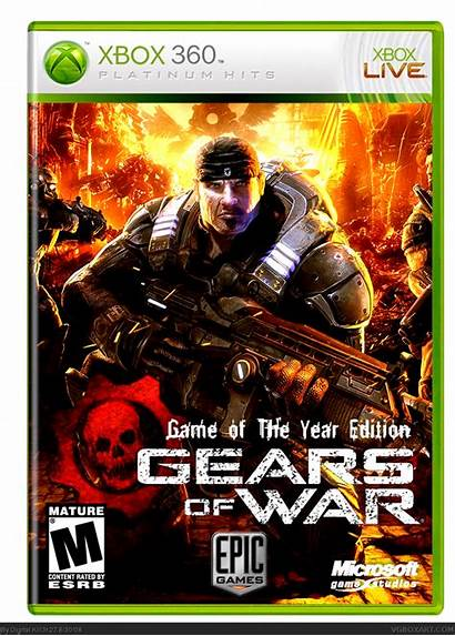 Gears War 360 Xbox 2008