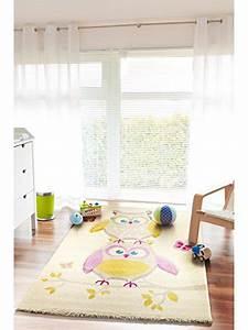 Teppich Kinderzimmer Schadstofffrei : benuta teppiche kinderteppich eule und schmetterlinge taupe 160x230 cm schadstofffrei 100 ~ Orissabook.com Haus und Dekorationen