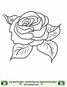 smugmug templates - rose stencil free templates patterns pinterest rose