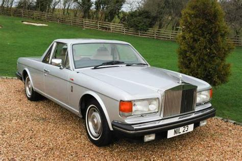 1984 Rolls-royce Pick Up The Worldest S.spirit Pick Up For